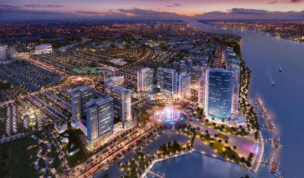 Tâm điểm phát triển mới khu Đông